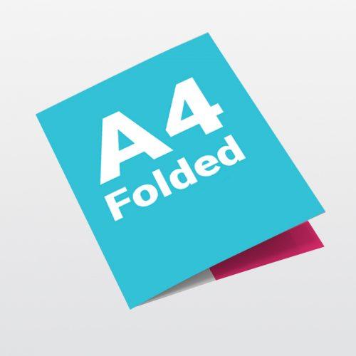 a4 folded to a6