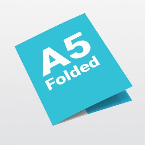 a5 folded to a6