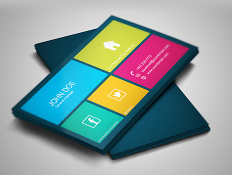 Business Card Printing 400gsm matt