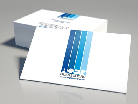 Business Card Printing 400gsm silk